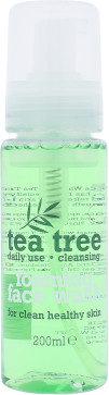 Xpel Xpel Tea Tree pianka oczyszczająca 200 ml dla kobiet 65155