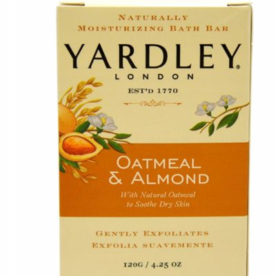Yardley Mydło Oatmeal & Almond 120g z Usa