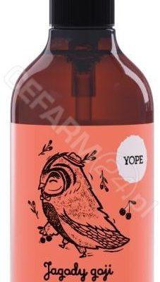 YOPE naturalne mydło w płynie Jagody Goji i Wiśnia 500 ml