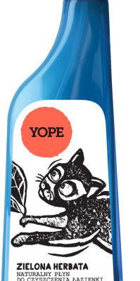 Yope Yope Naturalny Płyn do Czyszczenia Łazienki Zielona Herbata 750ml YOPE-0111