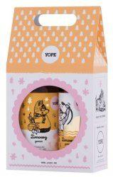 YOPE Zimowy Poncz zestaw prezentowy mydło 500ml + żel 400ml