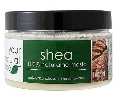 Your Natural Side 100% naturalne masło shea - Your Natural Side Velvety Butters 100% naturalne masło shea - Your Natural Side Velvety Butters
