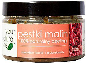 Your Natural Side 100% naturalny peeling z pestkami malin - Your Natural Side Seeds Scrubs 100% naturalny peeling z pestkami malin - Your Natural Side Seeds Scrubs
