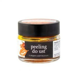 YOUR NATURAL SIDE YOUR NATURAL SIDE Peeling do ust z olejem rokitnikowym 20ml