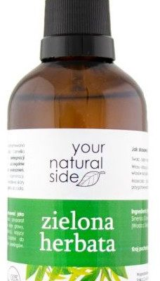 Your Natural Side YOUR NATURAL SIDE WODA ZIELONA HERBATA 30ML SPRAY