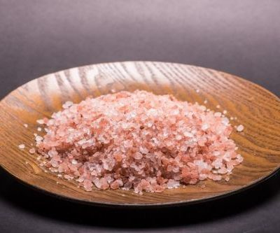 Zdrowie natury Himalajska różowa sól do kąpieli na wage