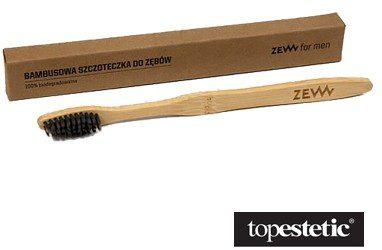Zew For Men Zew For Men Szczoteczka do zębów Bambusowa szczoteczka do zębów 19 cm