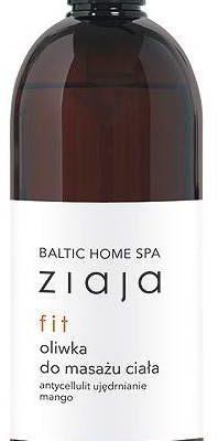 Ziaja Baltic Home Spa Fit Oliwka do masażu ciała Mango 490ml 50749-uniw