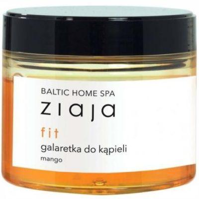 Ziaja fit baltic galaretka do kąpieli mango 260ml