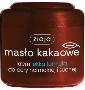Ziaja Masło kakaowe krem lekka formuła 200ml