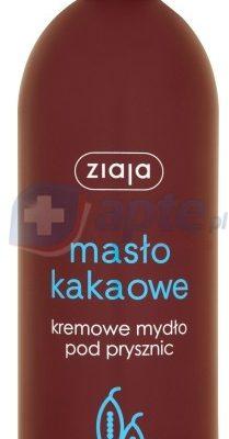 Ziaja Masło Kakaowe Mydło w kostce pod prysznic 500ml