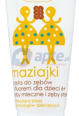 Ziaja Maziajki z Fluorem 50 ml