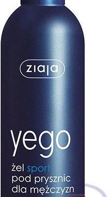 Ziaja Yego Żel sport pod prysznic dla mężczyzn 300ml