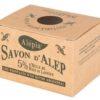 Alepia Mydło Aleppo z olejem laurowym 5% 190g