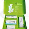 ApaCare APACARE zestaw produktów (PUDEŁKO) wzmacniających szkliwo (pasta do zębów, żel, pasta polerska, gumy do żucia)
