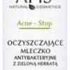 APIS APIS ACNE-STOP - Oczyszczające mleczko antybakteryjne z zieloną herbatą 200 ml