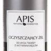 APIS Apis oczyszczający żel do mycia twarzy z aktywnym węglem 300ml P125937