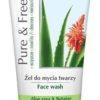 Ava Labolatorium Laboratorium Laboratorium Pure & Free Żel Do Mycia Twarzy Aloe Vera 150ml 5906323006673
