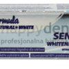 Beverly Hills BEVERLY HILLS NATURAL WHITE Sensitive Whitening Expert 75+25ml - wybielająca pasta do zębów wrażliwych, łagodzi ból i delikatnie rozjaśnia szkliwo