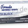 Beverly Hills BEVERLY HILLS NATURAL WHITE Total Breath Black 75+25ml - wybielająca pasta do zębów z aktywnym węglem