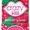 Bielenda Crazy Kiss Masełko do ust Malinowe 10 g