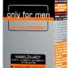 Bielenda Only for Men Extra Energy krem nawilżający przeciw oznakom zmęczenia 50 ml