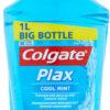 Colgate Palmolive miętowy płyn do płukania jamy ustnej Plax Cool Mint 1000ml