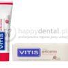 Dentaid Dentaid VITIS ANTICARIES Toothpaste 100ml - pasta do zębów zapobiegająca powstawaniu próchnicy oraz chroniący przed kwasową erozją szkliwa