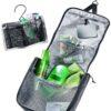 Deuter Duża i pojemna kosmetyczka Wash Center II - steel / navy 390052031300