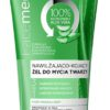 Eveline Cosmetics, Facemed+, nawilżająco-kojący żel do mycia twarzy, 150 ml zel/green