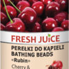 Green Pharmacy Pharm FRESH JUICE PEREŁKI DO KĄPIELI 450G CHERRY&POMEGRANATE