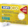 Laboratorios KIN KIN ORO Denture Cleaning Tablets 30szt. - Tabletki czyszczące z aktywnym tlenem dogłęnie oczyszczające protezy zębowe