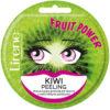 Lirene Fruit Power złuszczający peeling do twarzy z naturalnymi pestkami Kiwi 1szt