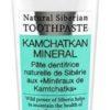 Natura Siberica Natura Siberica Natural Siberian Toothpaste Kamchatkan Mineral naturalna syberyjska pasta do zębów Minerały Kamczatki 100g