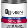 Oceanic AA Men Adventure Care Vital 40+ krem do twarzy przeciwzmarszczkowy 50 ml