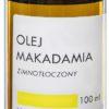 Olej Makadamia 100ml zimnotłoczony naturalny