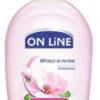 On Line mydło w płynie magnolia) 500 ml Forte Sweden