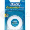 Oral-B ORAL-B EssentialFloss 50m nić dentystyczna NIEWOSKOWANA E012