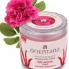 orientana Naturalne orientalne bogate masło do ciała Róża Japońska i Liczi 100g Orientana