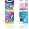 Piksters PIKSTERS KINK szczoteczki międzyzębowe z kątowo uformowanym uchwytem 8 szt. -wybierz rozmiar