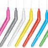 Piksters PIKSTERS KINK zestaw startowy szczoteczek międzyzębowych 8 sztuk rozmiary 00-6 (E2258)