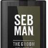 Seb Man Seb Man The Groom | Olejek wygładzający do włosów i brody 30ml