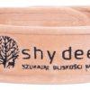 SHY DEER Opaska kosmetyczna welurowa Shy Deer
